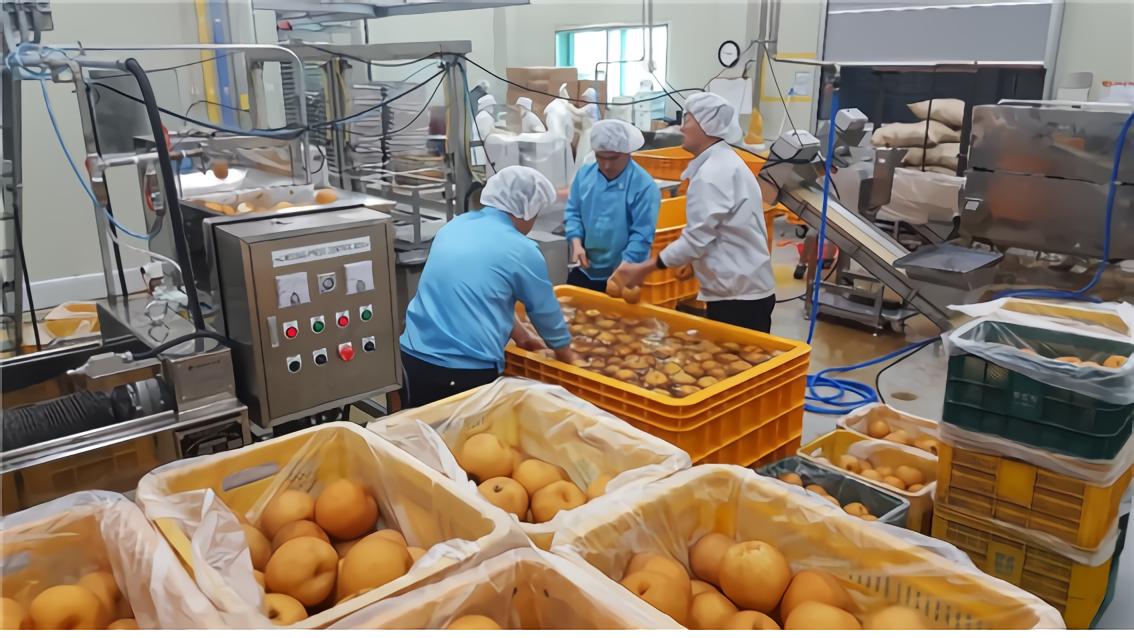 나주천연색소산업화지원센터, 건강기능식품 GMP인증 획득 성과